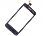 """Touch screen (Сенсорный экран) Alcatel OT-4045D/OT-4045X (Pop 2) (4"""") Черный"""