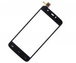Touch screen (Сенсорный экран) Fly IQ4414 (Quad Evo Tech 3) Черный