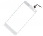 Touch screen (Сенсорный экран) ZTE Blade L3 Белый