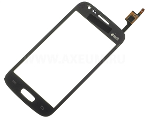 Touch screen Samsung S7270 Черный